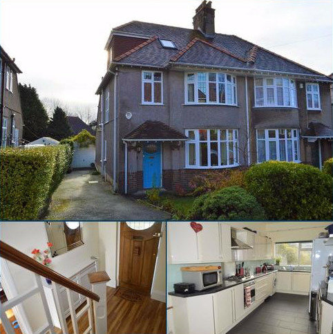 4 bedroom semi-detached house for sale - Cae Bryn Avenue, Sketty, Swansea