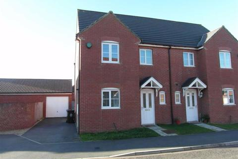 3 bedroom semi-detached house to rent - Cloverfield, West Allotment