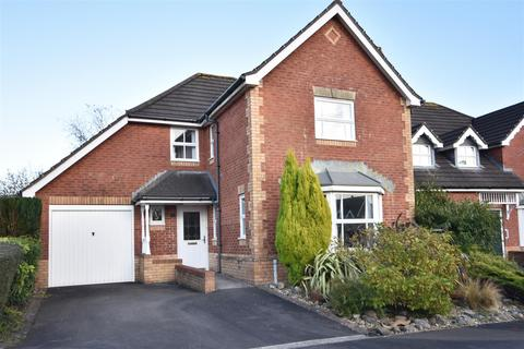 4 bedroom detached house for sale - Coedfan, Sketty, Swansea
