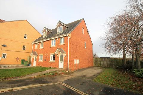 4 bedroom semi-detached house for sale - Jenner Drive, Stockton-On-Tees