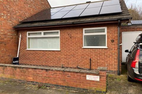 1 bedroom bungalow to rent - Howard Road, Leicester, LE2 1XG