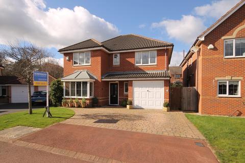 4 bedroom detached house for sale - Clover Drive, Eden Park, Hartlepool