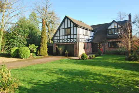 4 bedroom detached house for sale - Grosvenor Close, Wilmslow