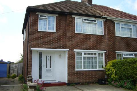 3 bedroom house to rent - Uplands, Luton