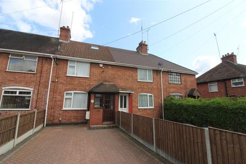 4 bedroom terraced house to rent - Cornwall Road, Coventry