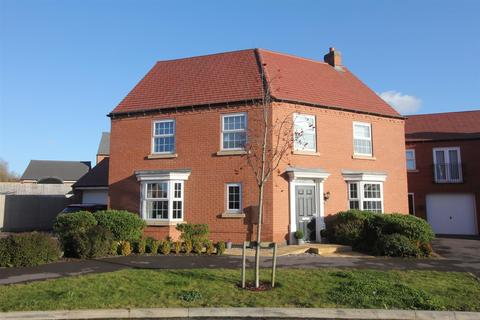 4 bedroom detached house for sale - William Spencer Avenue, Sapcote