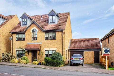 5 bedroom detached house for sale - Exbury Lane, Westcroft, Milton Keynes