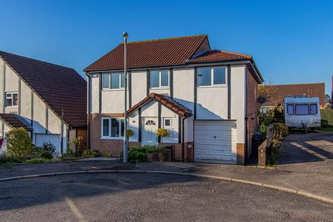 4 bedroom detached house for sale - Amberwood Close, Pontprennau, Cardiff