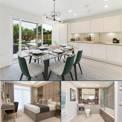4 bedroom terraced house for sale - Plot 352, Millbrook Houses at Millbrook Park, Bittacy Hill, Mill Hill, LONDON NW7
