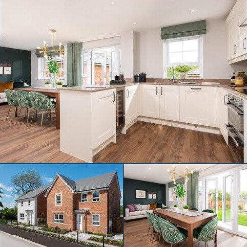 4 bedroom detached house for sale - Plot 87, Radleigh at Kingsley Meadows, Harrogate, Kingsley Rd, Harrogate, HARROGATE HG1