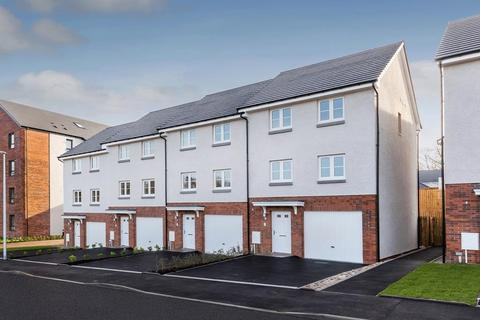 3 bedroom end of terrace house for sale - Plot 17, Lauriston at Riverside Quarter, Mugiemoss Road, Aberdeen, ABERDEEN AB21