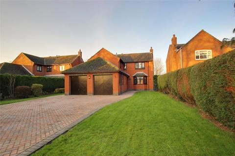 4 bedroom detached house for sale - Thorn Barn Close, Thorngumbald, Hull, East Yorkshire, HU12