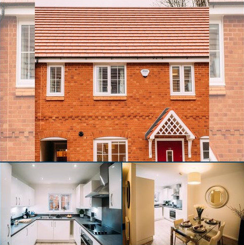 3 bedroom terraced house to rent - Brick Mill Close, Newhey, Rochdale OL16