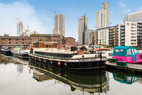 2 bedroom houseboat for sale - Boardwalk Place, Poplar Dock Marina, E14