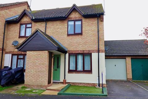 2 bedroom semi-detached house for sale - Otway Close, Aylesbury, Buckinghamshire. HP21 9HW
