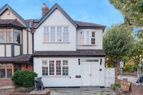 3 bedroom semi-detached house for sale - Wellington Road, Enfield, Greater London. EN1 2RR