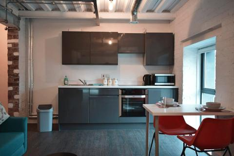 1 bedroom apartment to rent - Colemans Fireproof Depository, Liverpool, Merseyside, L8