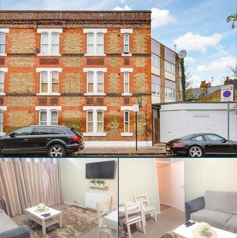 1 bedroom apartment to rent - Filmer Road, Fulham, London SW6