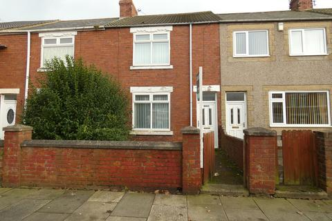 3 bedroom terraced house to rent - Woodhorn Road, Ashington, Northumberland, NE63 9EU