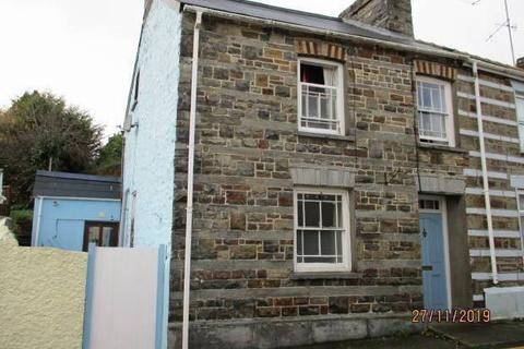 2 bedroom end of terrace house for sale - CHURCH STREET, ST DOGMAELS
