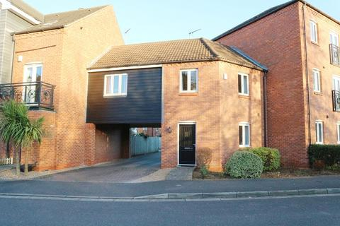 2 bedroom terraced house for sale - Anson Close, Grantham NG31