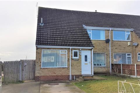 3 bedroom semi-detached house for sale - Wold Avenue, Market Weighton, YO43 3DQ