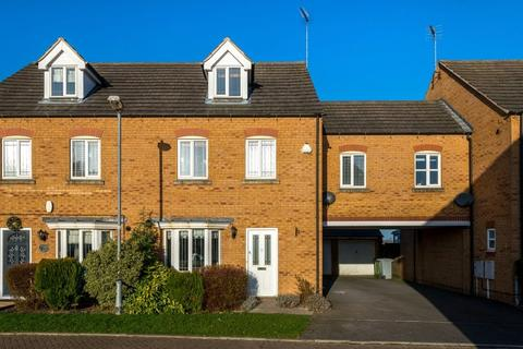 4 bedroom end of terrace house for sale - Swinderby Close, Newark, NG24