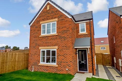 3 bedroom detached house to rent - Marigold Way, Fairmoor Meadows, Morpeth, Northumberland, NE61 3FP