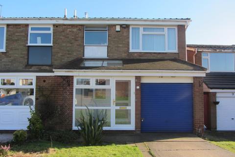 3 bedroom semi-detached house to rent - Minley Avenue, Harborne, Birmingham, B17 8RP