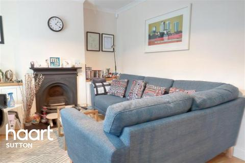 2 bedroom terraced house to rent - Warwick Road