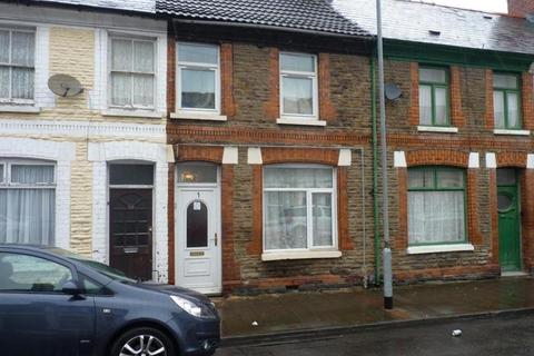 4 bedroom terraced house for sale - Treharris Street, Roath, Cardiff