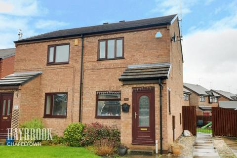 2 bedroom semi-detached house for sale - Berry Holme Drive, Sheffield