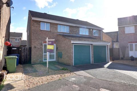 3 bedroom semi-detached house for sale - Anson Place, Eaton Socon