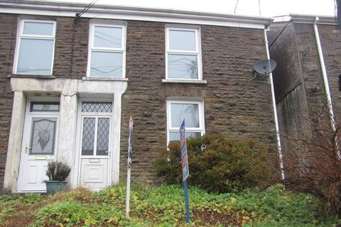 2 bedroom semi-detached house for sale - Alltygrug Road, Ystalyfera, Swansea, City And County of Swansea.