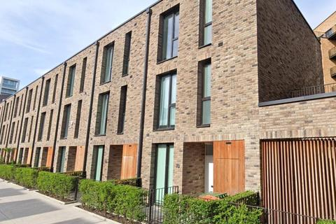 3 bedroom end of terrace house for sale - Starboard Way, Royal Wharf, London, E16