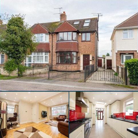 4 bedroom semi-detached house for sale - Herschel Crescent, Oxford, Oxfordshire