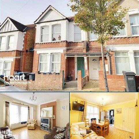 3 bedroom maisonette for sale - Lenham Road, Thornton Heath