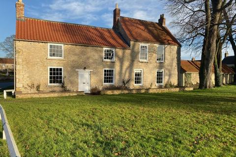 5 bedroom detached house to rent - Hall Green House, Church Street, Hovingham, YO62 4JY
