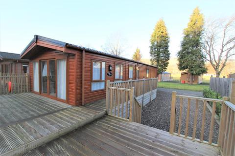 2 bedroom detached house for sale - River Edge View, Dollar Lodge And Holiday Home Park, Dollar