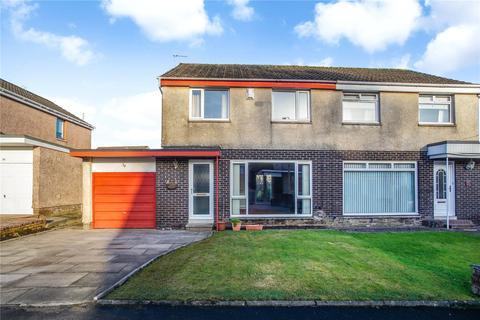 3 bedroom semi-detached house for sale - 34 Mulben Crescent, Crookston, Glasgow, G53