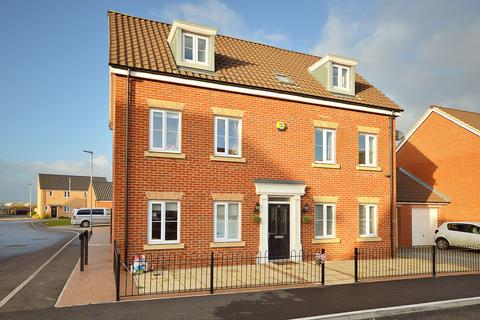 5 bedroom detached house for sale - Almond Drive, Round House Park