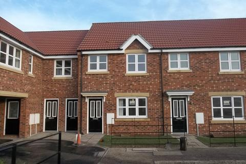 2 bedroom terraced house to rent - Brewster Road, Gainsborough