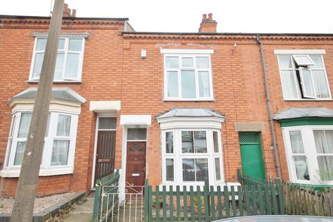 4 bedroom terraced house to rent - Lorne Road, Clarendon Park, Leicester LE2