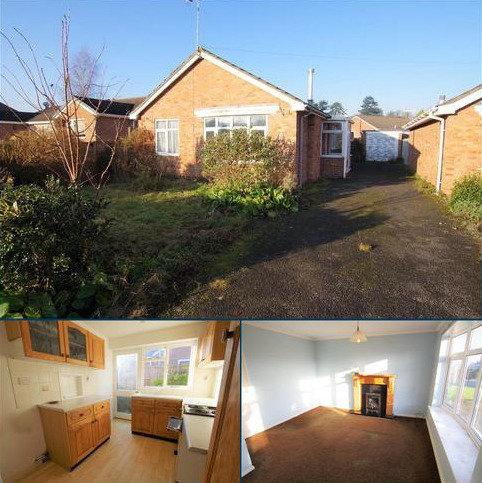 3 bedroom detached bungalow for sale - Moor Grove, Uttoxeter