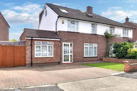 5 bedroom semi-detached house for sale - Lodge Close, Cowley