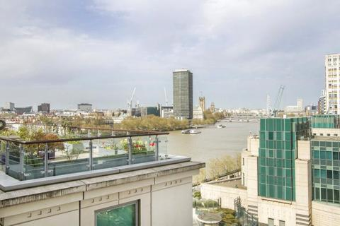 2 bedroom apartment to rent - St. George Wharf, London, SW8