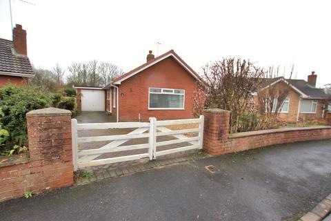2 bedroom detached bungalow to rent - Kestrel Drive, Bridlington