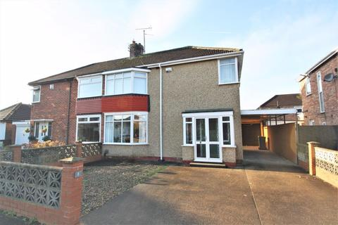 3 bedroom semi-detached house for sale - Harlsey Grove, Hartburn, Stockton, TS18 5DF