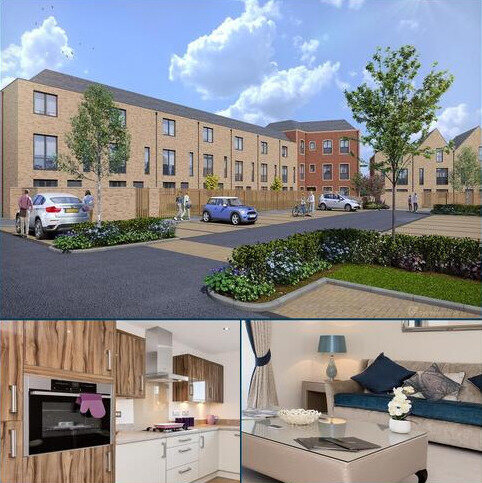 3 bedroom townhouse for sale - Plot DEVERON, Mews Style Townhouse at Hayford Mills, Hayford Mills, Kersebonny Road, Cambusbarron FK7