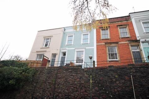 2 bedroom terraced house to rent - Constitution Hill, Clifton, BS8